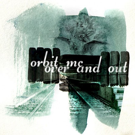 "Orbit MC ""over and out"" - Front"